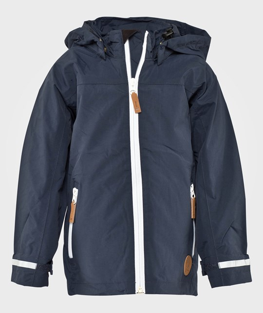 Mini Rodini Expedition Edelweiss Jkt, Dk Blue Blue