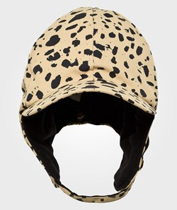 Mini Rodini Expedition Svalbard Cap, Beige