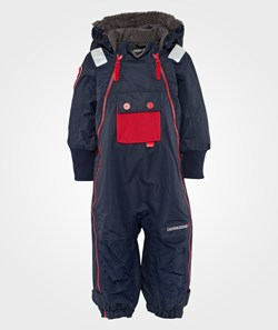 Didriksons Coso Coverall Navy