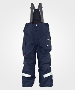 Didriksons Nallo Kids Pants Navy