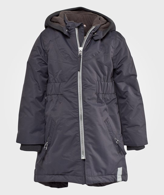 Noa Noa Miniature Snow Jacket,Long Ink Blue