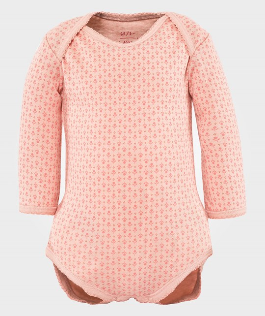 Noa Noa Miniature Baby Body,Long Sleeve/No Legs Rose Tan Pink