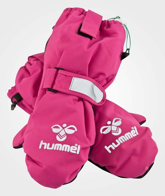 Hummel Xanti Gloves Aw14 Very Berry Pink