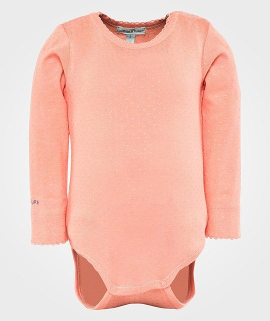 Mini A Ture Edda B Burnt Coral Pink