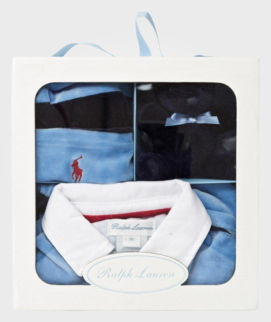 Ralph Lauren Coverall Gift Box Set Northern Sky Multi Blue