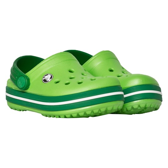 44695e73a1eff9 Crocs - Kids  Crocband Lime Kelly Green - Babyshop.com