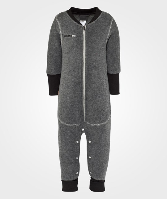 Didriksons Cariboo Jumpsuit Granite Grey