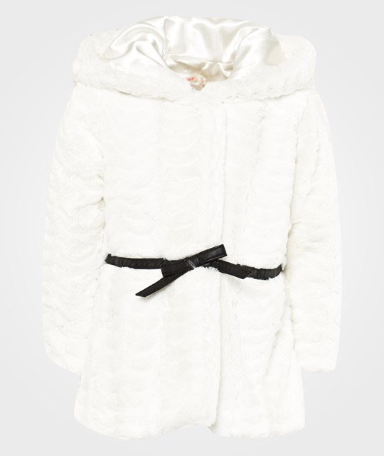Billieblush Coat Offwhite White