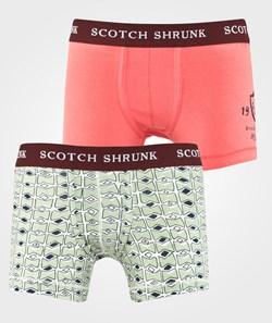 Scotch Shrunk Shrunk Scotch & Soda Underwear Sold in 2-Pack Dessin C
