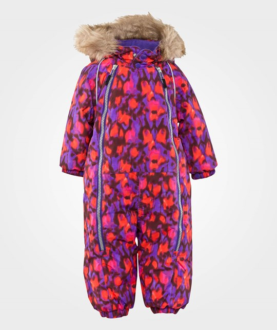 Ticket to heaven Snowbaggie Suit Purple Multi