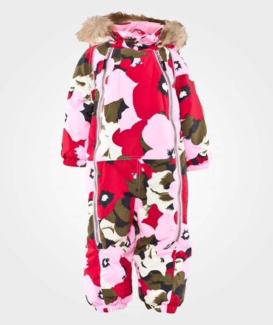 Ticket to heaven Snowbaggie Suit Pink Multi