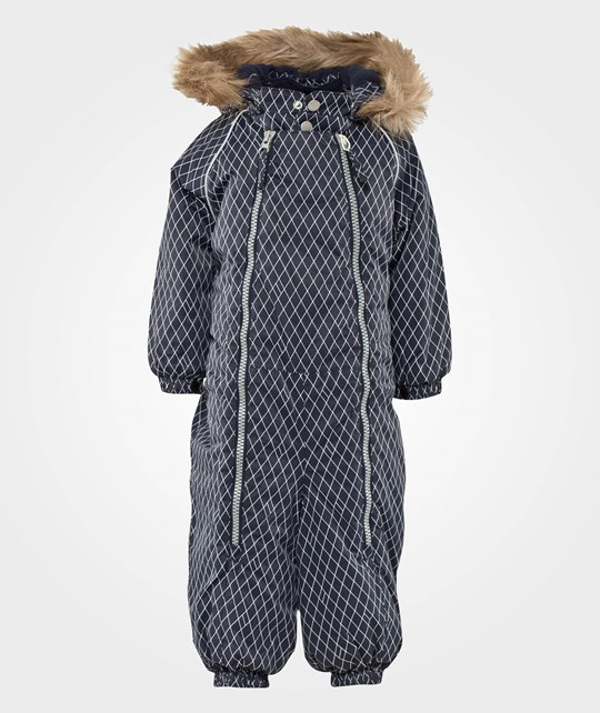 Ticket to heaven Snowbaggie Suit Blue Multi