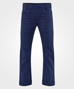 BOSS Trousers 5 Pocket Medieval Blue