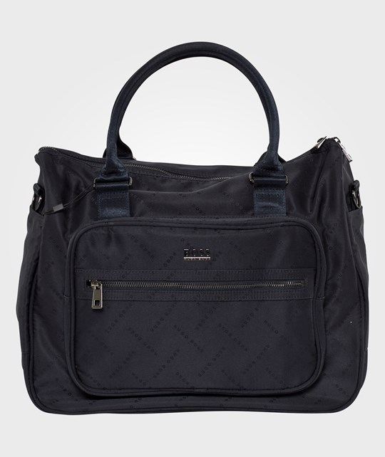 BOSS Changing Bag Electric Blue Blue