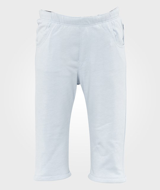 BOSS Trousers Pale Blue Blue