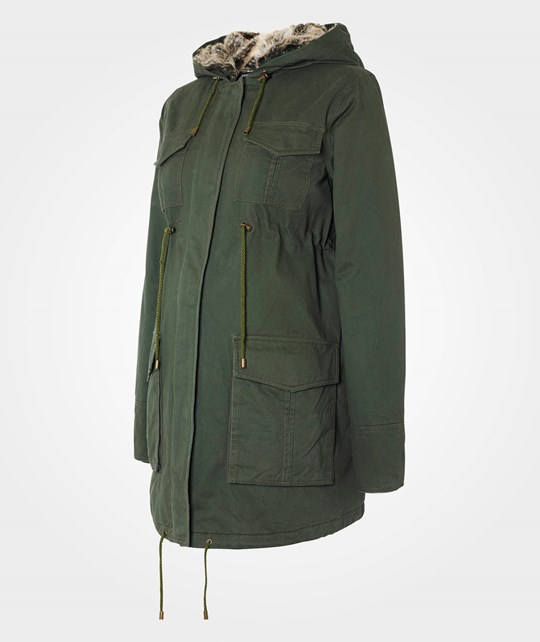 Noppies Jacket Uma Olive Green