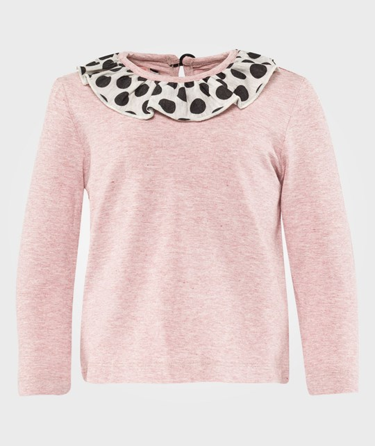 Wauw Capow Edith T-shirt Rose melange Pink