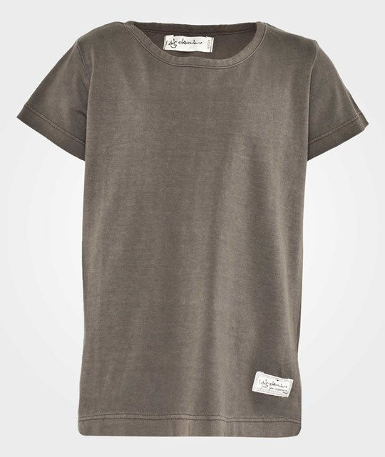 I Dig Denim Ava Tee Grey Sort