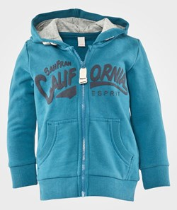 Esprit Ess Ss Cardigan Aquarius Blue