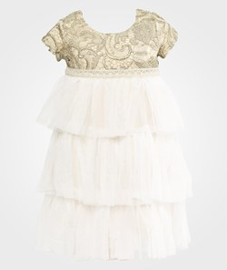 Billieblush Dress Offwhite