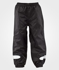 Mikk-Line Oxford Pants Black