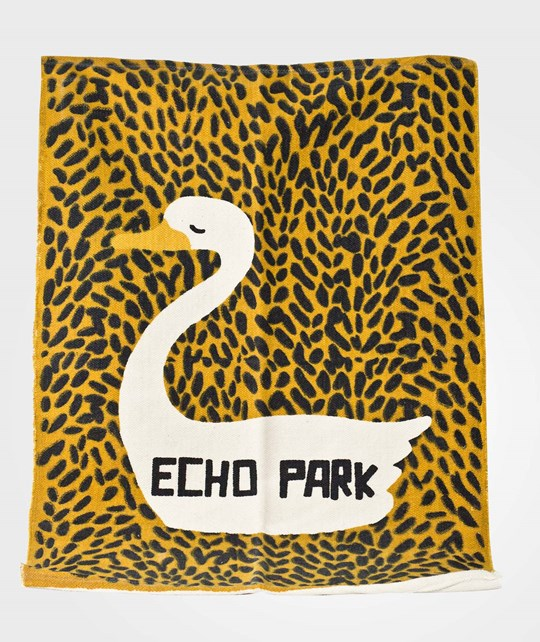Bobo Choses Rug NZ Wool Leopard & Echo Park Multi Multi
