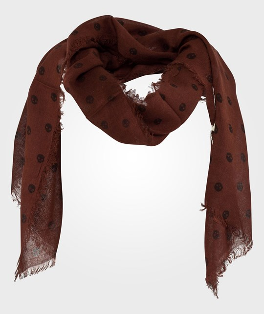 twist & tango Bianca Kids Scarf Wine Red