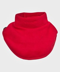 Lindberg NECK WARMER FLEECE, RED Red