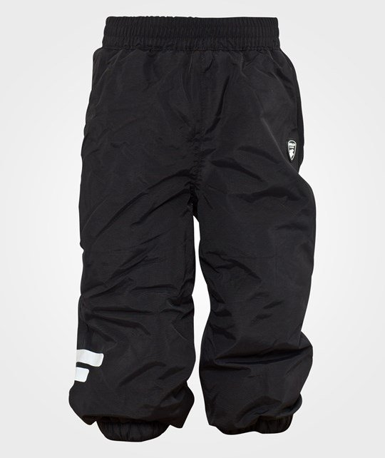 Lindberg SNOW MOUNTAINS PANTS, BLACK Black