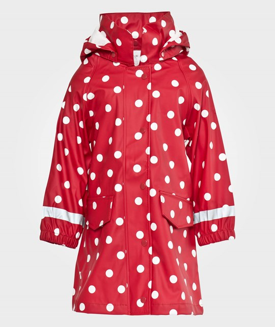 Lindberg SEAFORD COAT, RED Red