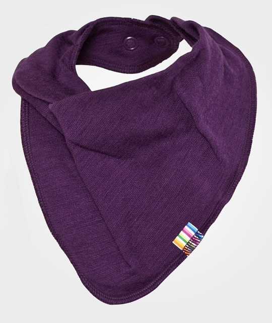 Joha Bib Purple Purple