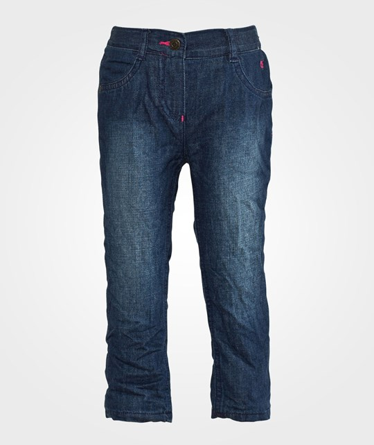 Esprit Pants denim E SUPERDARK DENIM Blue