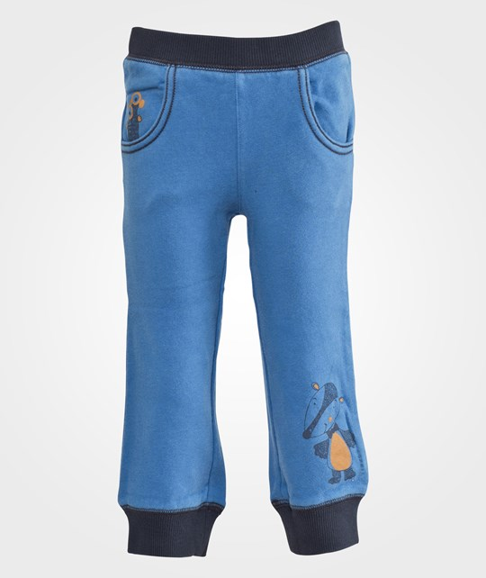 Esprit Pants Knitted Blue Delight Blue