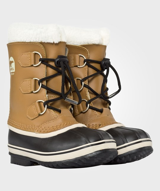 Sorel Yoot Pack TP Leather Mesquite BROWN