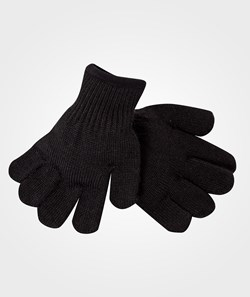 Reima Gloves, Qamra Black