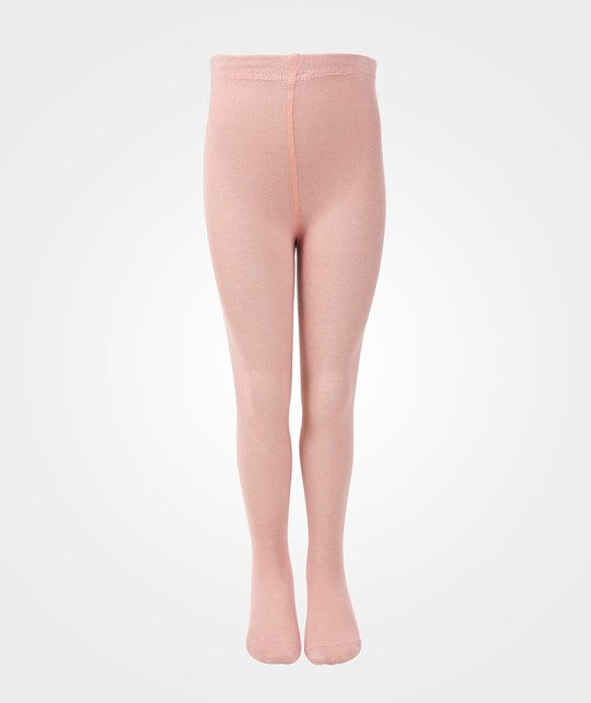Melton Basic Tights Dusty Rose Pink