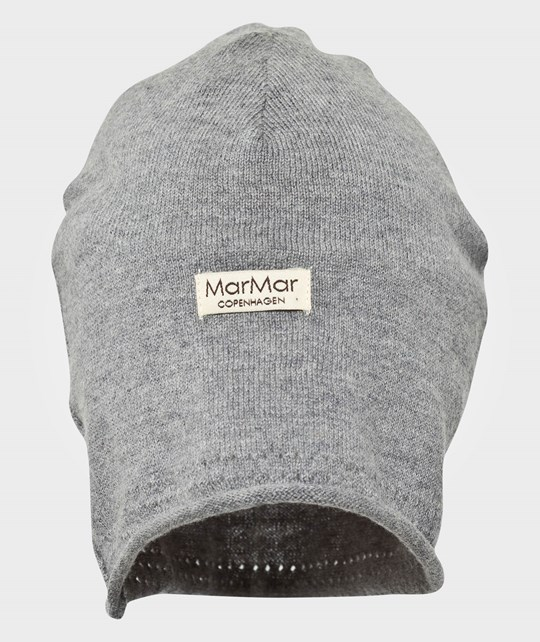MarMar Copenhagen Annie Light Cotton-wool Grey Mela Sort