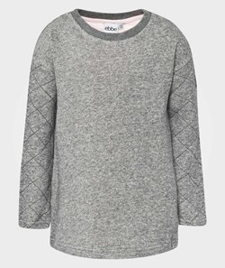 ebbe Kids Katitzy Sweat Long Top Antracit Melange
