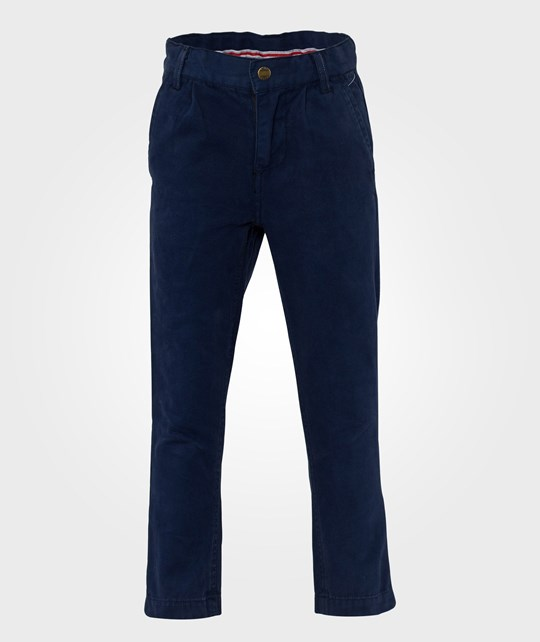 ebbe Kids Krister Chinos Pants Navy Blue