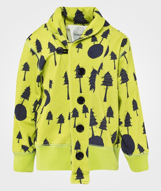 Koolabah Forest Jacket Yellow Yellow