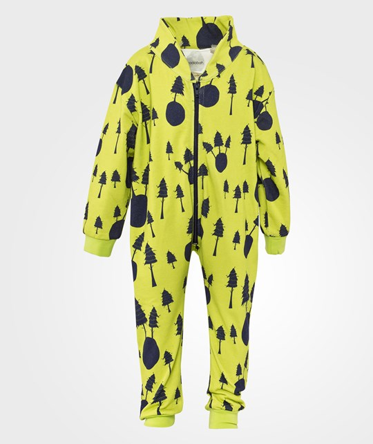 Koolabah Forest Jumpsuit Yellow Yellow