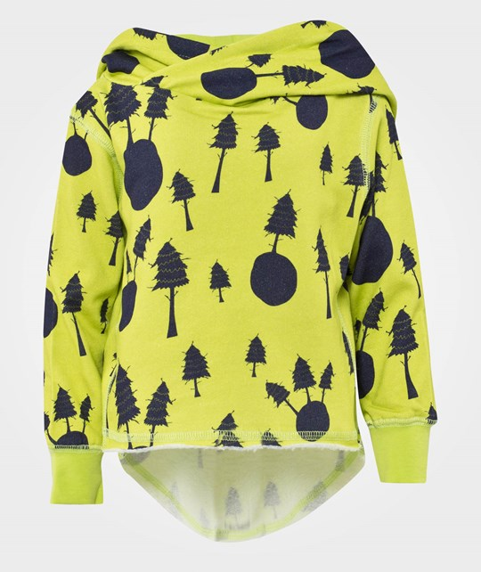 Koolabah Forest Sweater Yellow Yellow