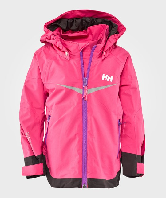 1cdc55d9 Helly Hansen - K Shelter Jacket Magenta - Babyshop.com