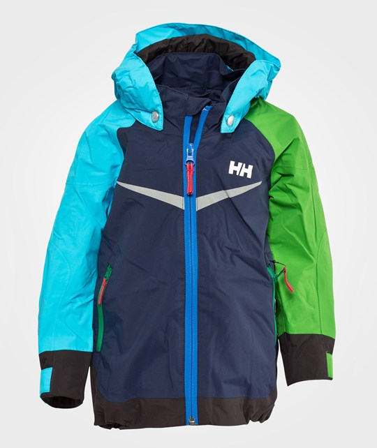 Helly Hansen K Shelter Jacket Combo Blue