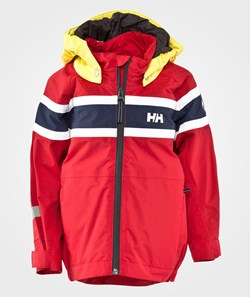 Helly Hansen K Salt Jacket Helly Tech Red