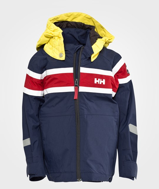 Helly Hansen K Salt Jacket Helly Tech Evening Blue