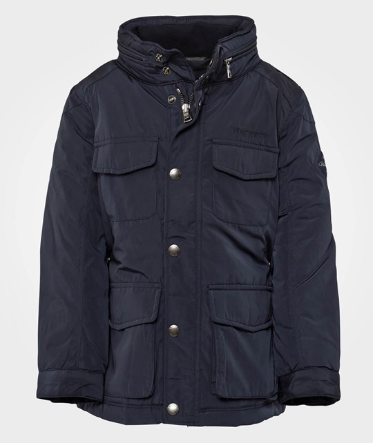 Hackett Velospeed Navy Blue