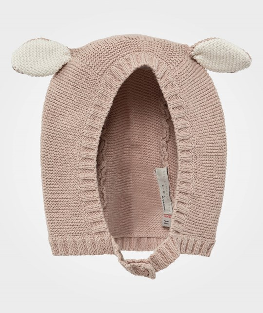 Stella McCartney Kids Chips Rabbit Hat Marshmallow White