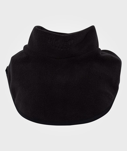 Lindberg NECK WARMER FLEECE, BLACK Black
