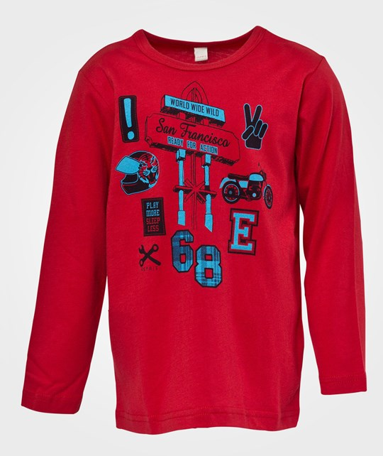 Esprit T-Shirts Juicy Red Red